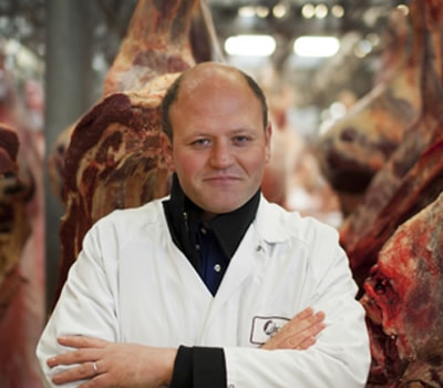 Our butcher