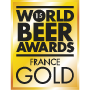 GOLD, 2015 World Beer Awards (UK)