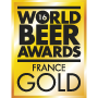 GOLD, 2016 World Beer Awards (UK)