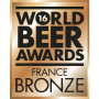 BRONZE, 2016 World Beer Awards (UK)