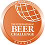 BRONZE, International Beer Challenge, 2017 (UK)