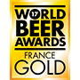 GOLD FOR FRANCE, 2017 World Beer Awards (UK)