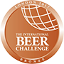 BRONZE, 2017 International Beer Challenge (UK)