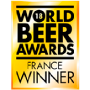 MEILLEUR BEST BLACK IPA DE FRANCE, 2018, World Beer Awards (UK)