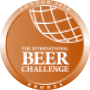 BRONZE, 2018 International Beer Challege (UK)