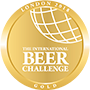 GOLD, 2018 International Beer Challege (UK)