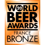 BRONZE, 2020 World Beer Awards (UK)