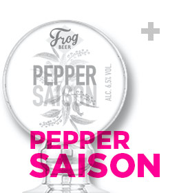 PEPPER SAISON