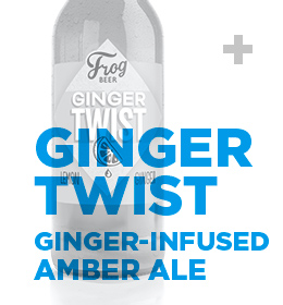GINGER TWIST