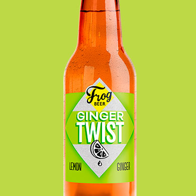 GINGER TWIST (12 x 33cl bouteille)