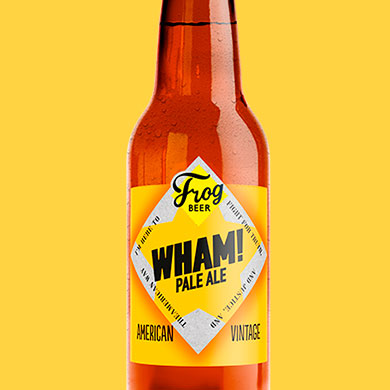 WHAM! (12 x 33cl bouteille)