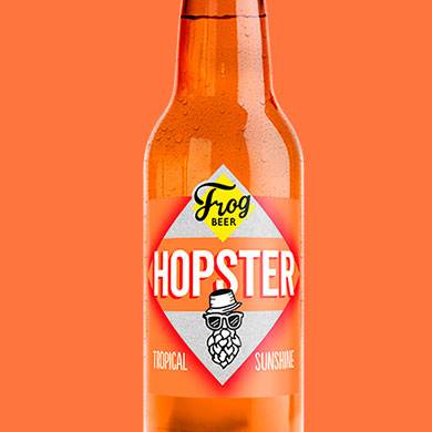 HOPSTER (12 x 33cl bottle)