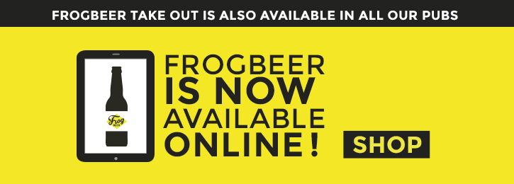 FrogBeer is now available online!